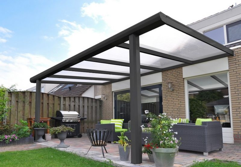 installation pergola polycarbonate muret installation de pergola en alu sur mesure toulouse. Black Bedroom Furniture Sets. Home Design Ideas