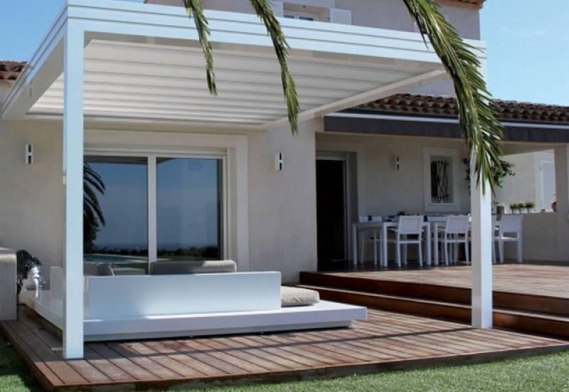devis installation de pergola en aluminium tournefeuille stores et fermetures 31. Black Bedroom Furniture Sets. Home Design Ideas